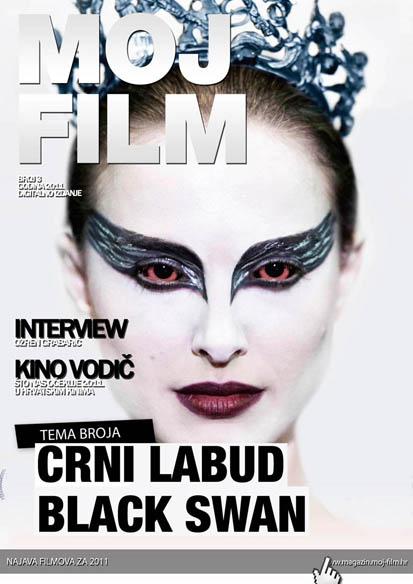 MOJ FILM MAGAZIN / BROJ 3 / GODINA 2010